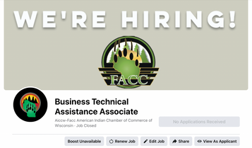 FACC Job Posting