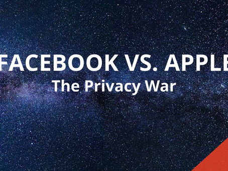 Facebook vs. Apple: The Privacy War