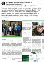 TFA Capital Partners Newsletter