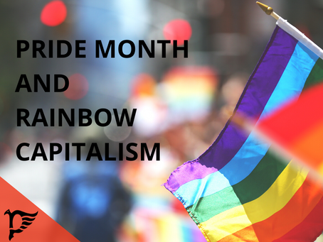 The Intersection of Pride Month and Rainbow Capitalism