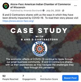 AICCW Member Case Study