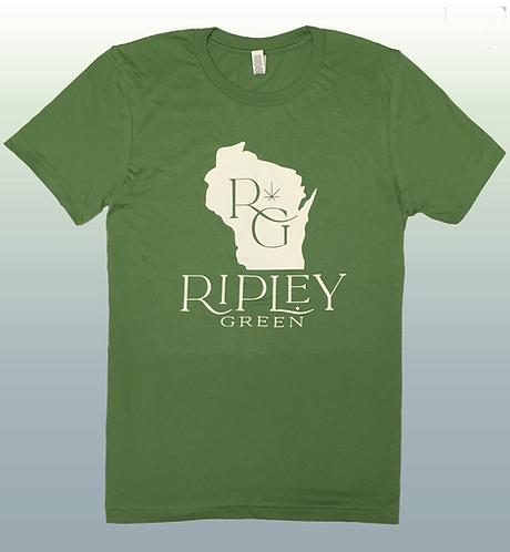 Ripley Green T-shirt