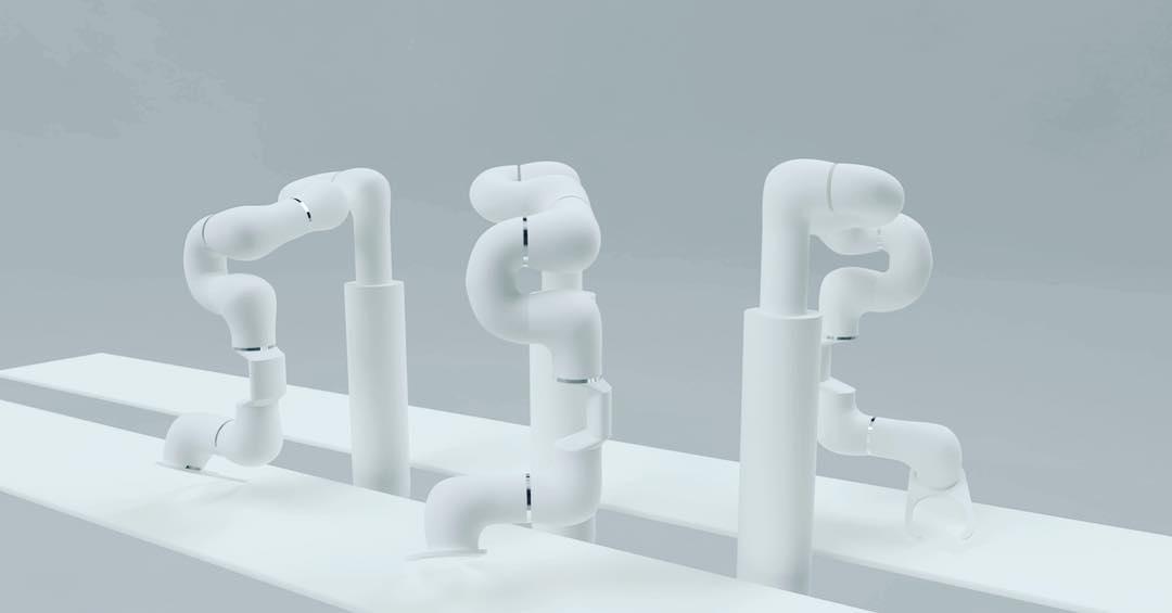 ロボットアーム fusion360
