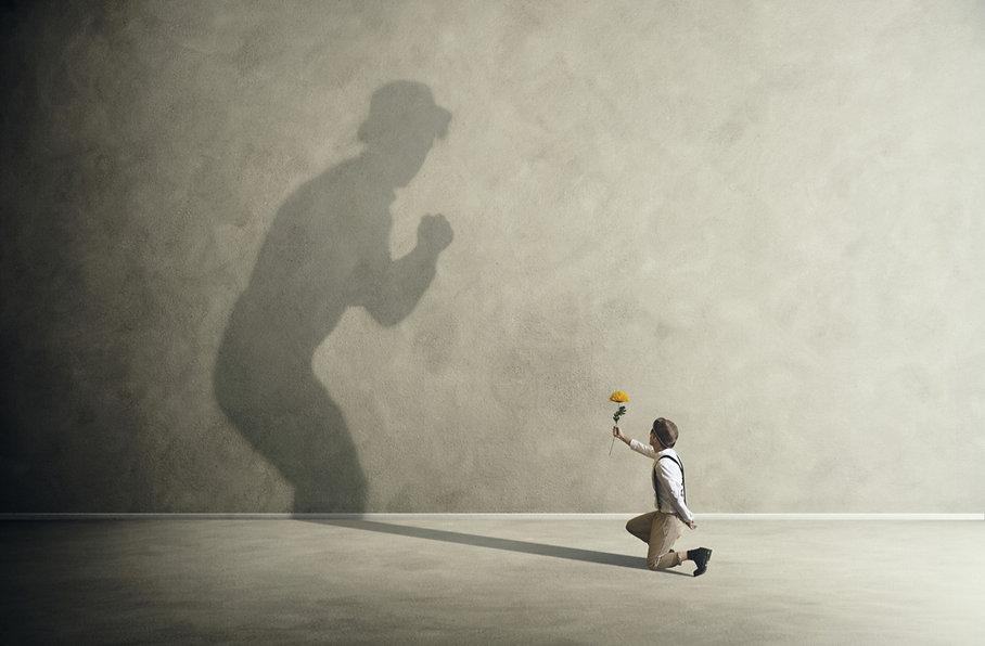 befriending your shadow