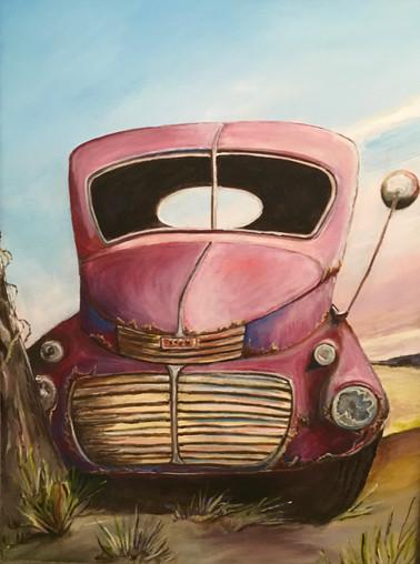 Chuck the truck