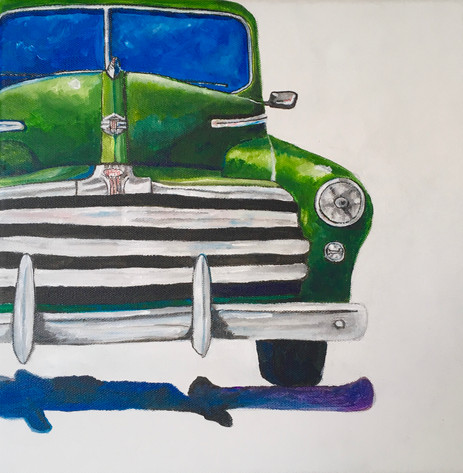 Opa's Car