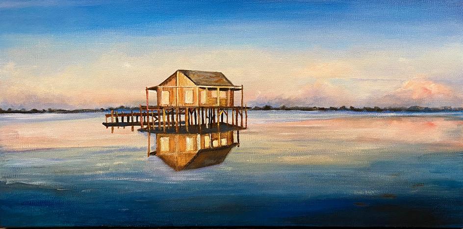 FISH HOUSE #7