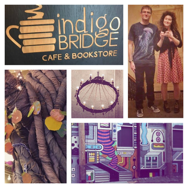 Indigo Bridge