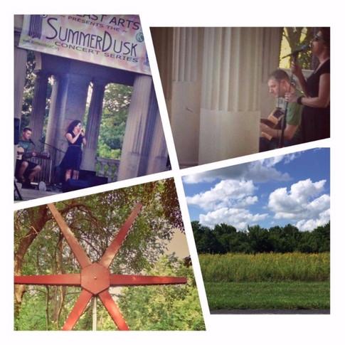 Northeast KC Arts SummerDusk Concert Series