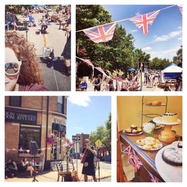 LTR British Street Festival
