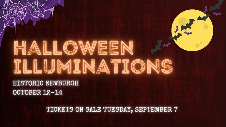 Newburgh Halloween Illuminations