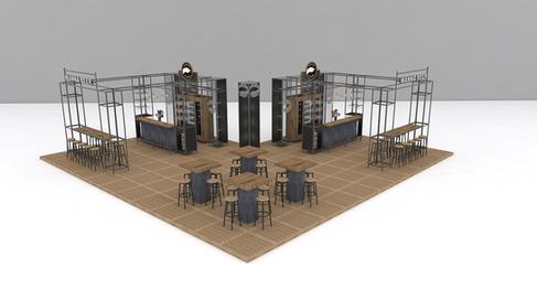 3D Concept Mooie Bieren Bar.