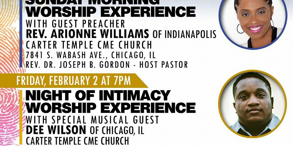 Chicago District Youth & Young Adult Communion Service