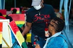 Reggae Paint & Sip 2020_7