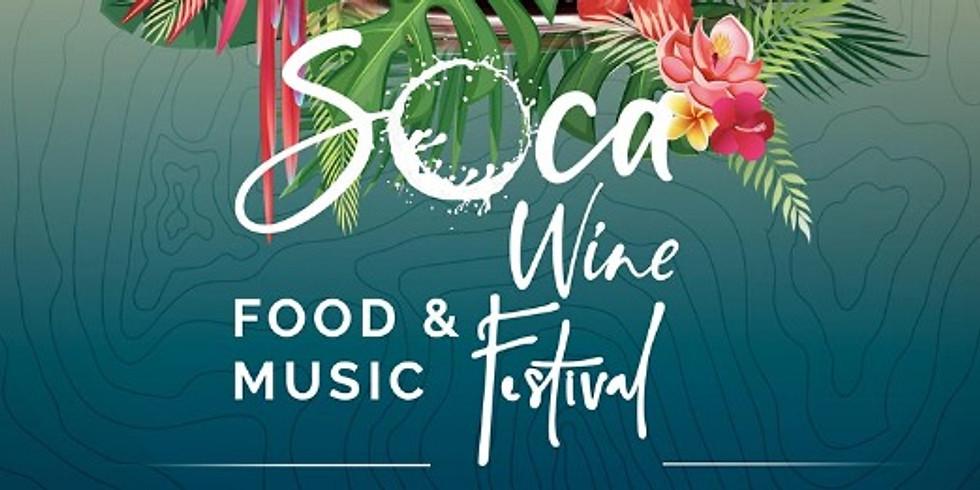 Philly Soca Wine Food & Music Festival