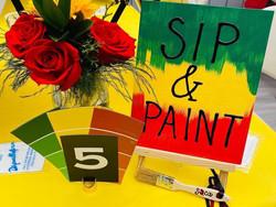 Reggae Paint & Sip 2020_1