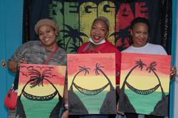 Reggae Paint & Sip 2020_34