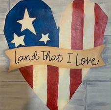 Land that I Love!