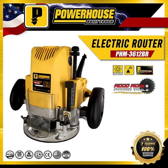 PowerHouse Router 1,580W / 30,000rpm (PHM-3612BR)