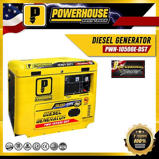 Diesel Generator (PWH-10500E-DST)