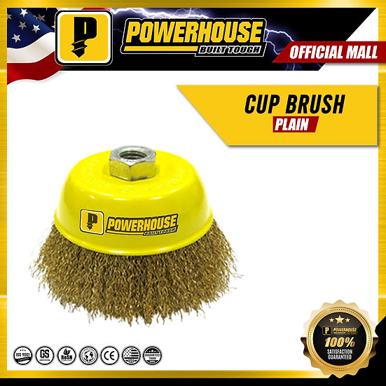 Cup Brush (Plain)