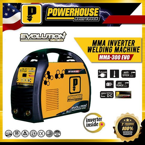 MMA-300 EVO Welding Machine