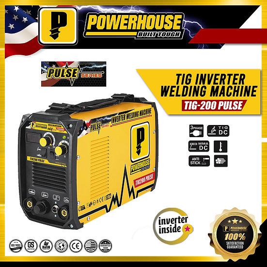 TIG Inverter Welding Machine (TIG-200 PULSE)
