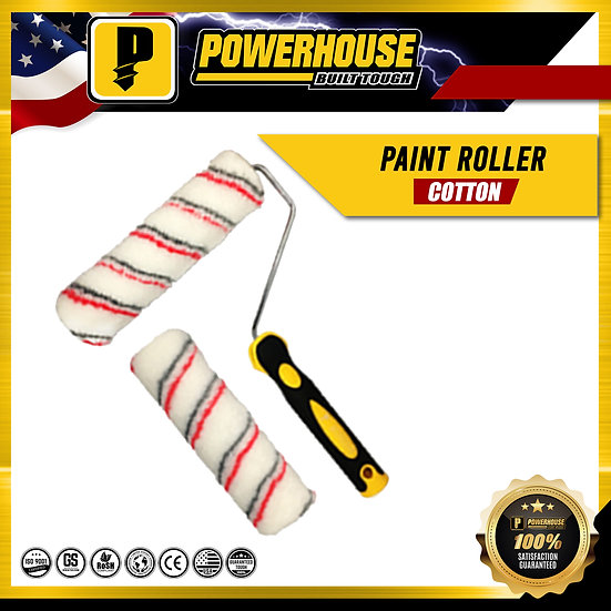 Paint Roller (Cotton)