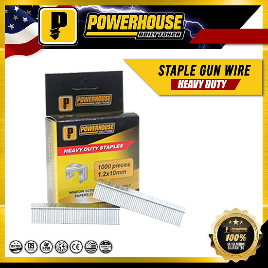 Staple Gun Wire 6mm (Heavy Duty)