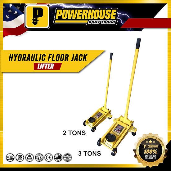 Hydraulic Floor Jack 2T