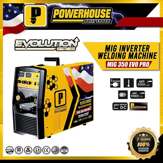 MIG Inverter Welding Machine (MIG 350 EVO PRO)