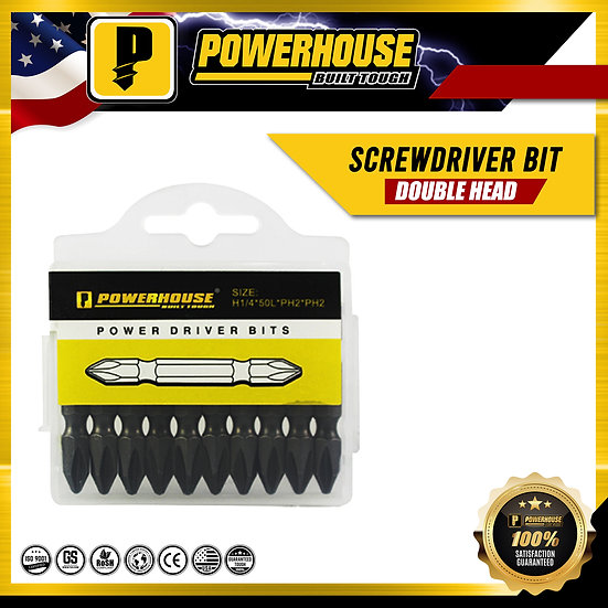 Screwdriver Bit (For Gypsum Board Screw)