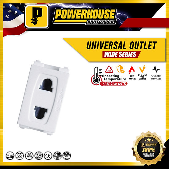 Universal Outlet