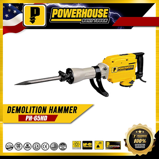 Demolition Hammer (PH-65HD)