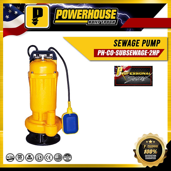 Sewage Submersible Pump Outlet