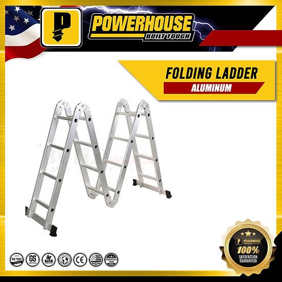 Aluminum Folding Ladder 16 ft.