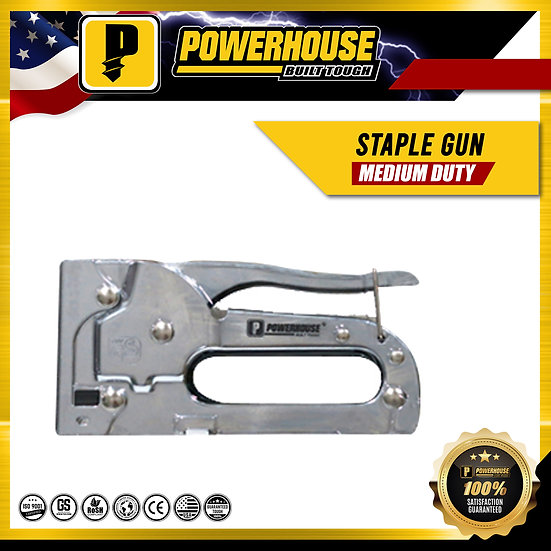 Staple Gun (Medium Duty)