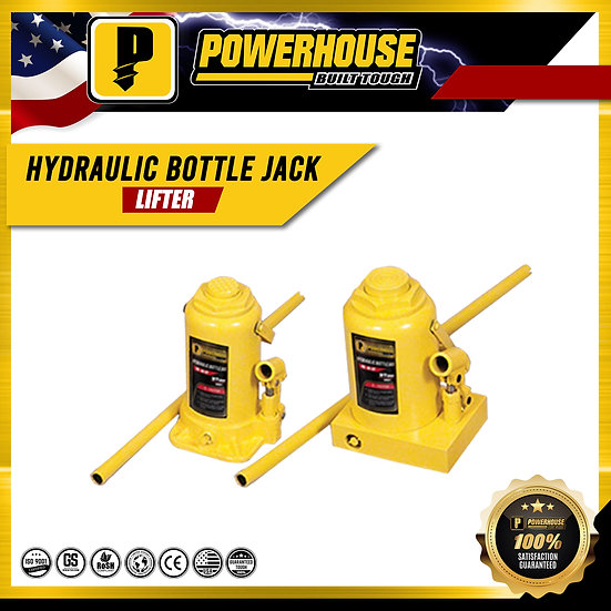 Hydraulic Bottle Jack (10 tons)