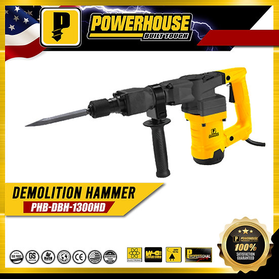 Demolition Hammer (PHB-DBH1300-HD)