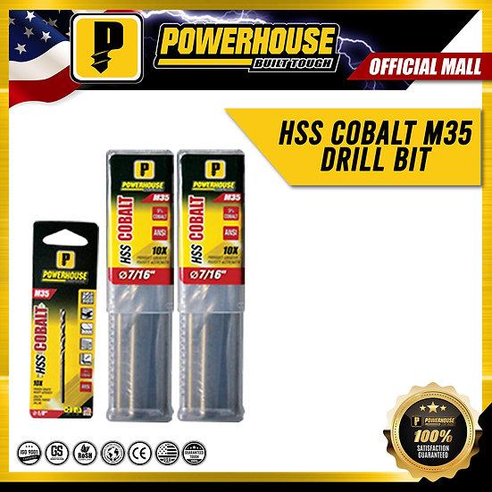 ANSI M35 Jobber Drill Bit