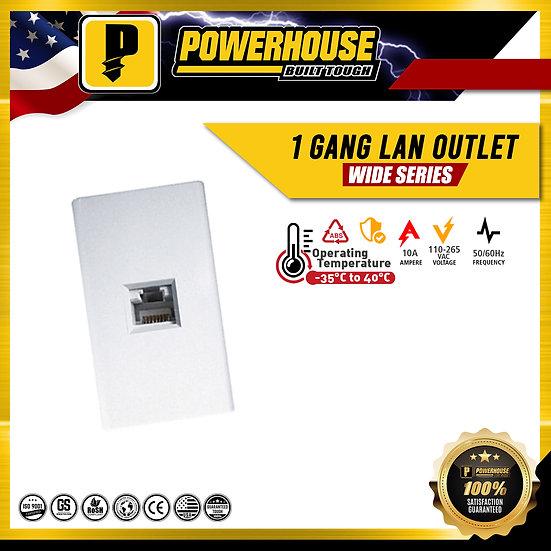 1 Gang  Lan Outlet