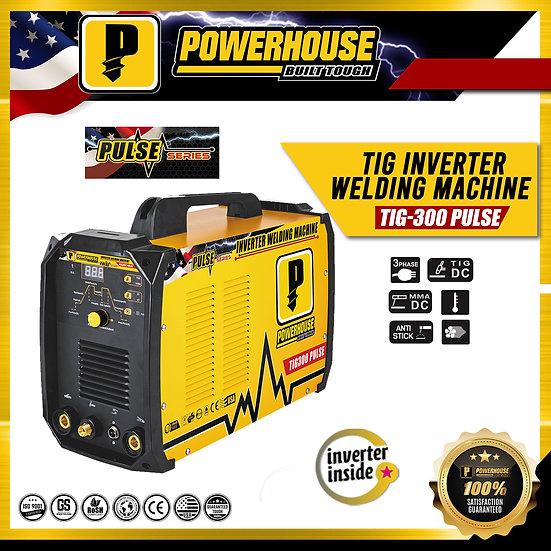 TIG Inverter Welding Machine (TIG-300 PULSE)