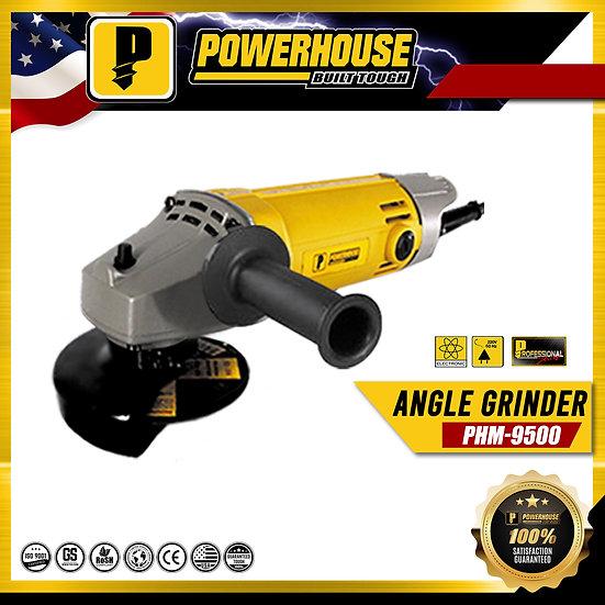 "PowerHouse Angle Grinder 570W 4"" / 12,000rpm (PHM-9500)"