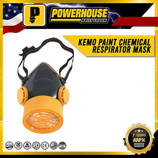 Kemo Paint Chemical Respirator Mask