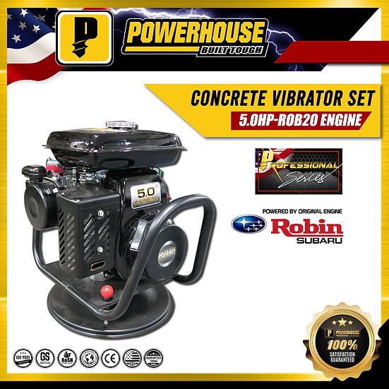 Concrete Vibrator Set (Robin Motor)