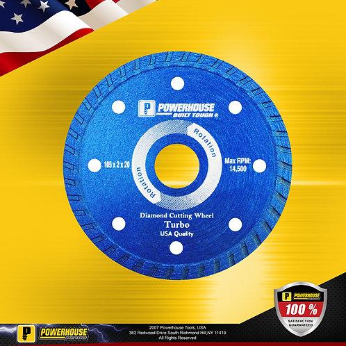 Diamond Cutting Wheel Regular Turbo