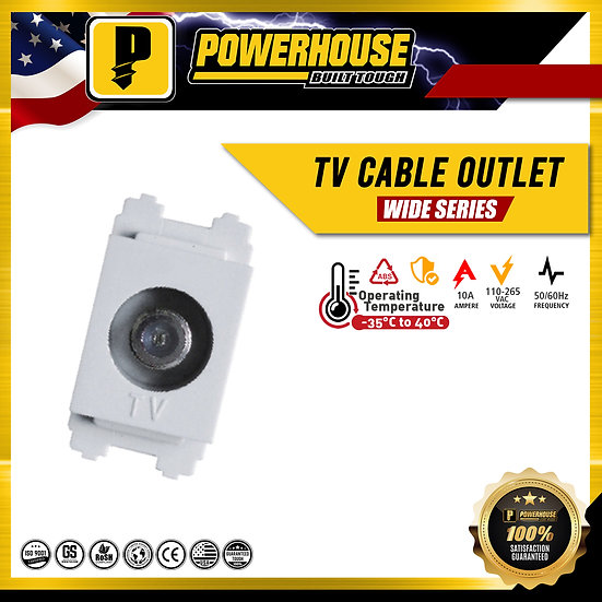 TV/Cable Outlet
