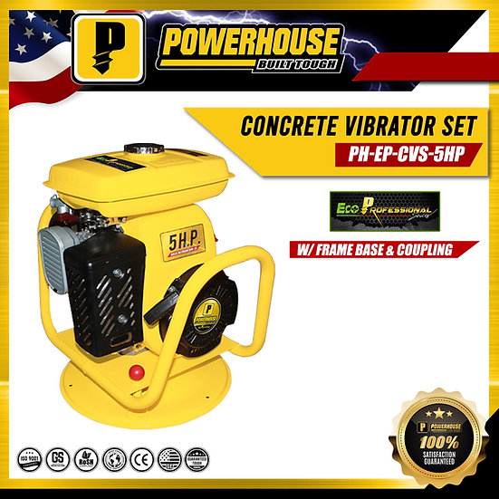 Concrete Vibrator Set
