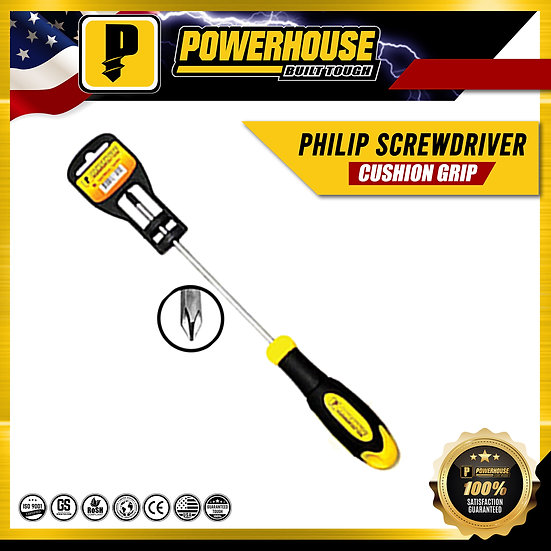 Philip Screwdriver (1x100mm)