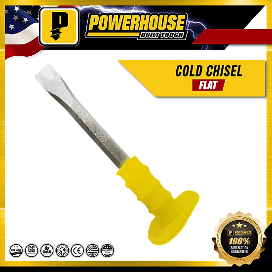 "Cold Chisel (3/4"" x 10"")"